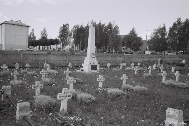 1.Graves of Polish Soldiers from 1919-21 War Against Bolsheviks, Ashmjany R.C. Cemetery 2017, 2017117- (F1080014