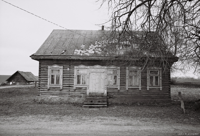 1.Old Wooden House, Hrytsevichy 2016, 2016077-15A(2) (000043