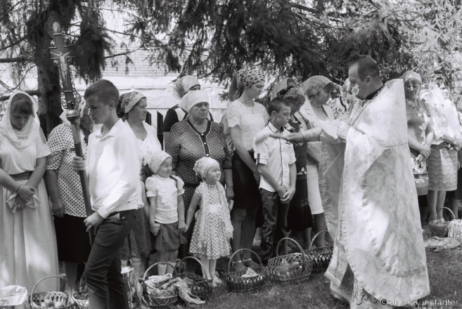 10b.Blessing of Apples with Water, Jablychny Spas, Azdamichy 2017, 2017208- (F1190001