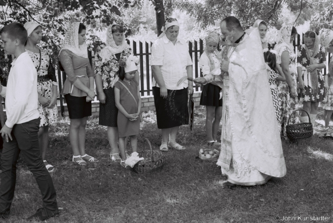 10c.Blessing of Apples with Water, Jablychny Spas, Azdamichy 2017, 2017208- (F1190009
