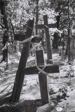 1a.Crosses of Belarus LXIX, Cleaning and Decorating of Graves for Radaunitsa, Tsjerablichy 2016, 2016159-9A (F1180010