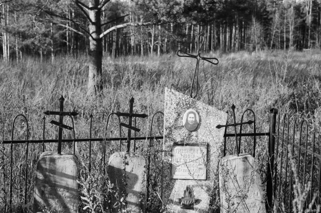 Tombstones, Babtsy Cemetery 2014, 1c.2014397b-24A