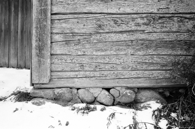 22c.Detail of Old Barn, South End of Main Street, Hajna 2016, 2016349-31A (65600031