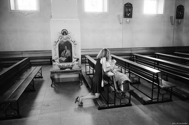 2a.Baptism, Roman Catholic Church of the Birth of the Blessed Virgin Mary, Braslau 2015, 2015243-34A