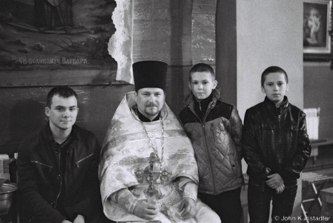 Father Aljaksandr and Acolytes after All-Night Service, Azdamichy 2015, F1030037(2015090-.jpg