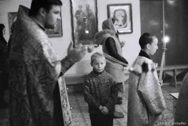 2e.Blessing the Icon of the Entry into the Temple, Vespers Service, Tsjerablichy 2016, 2016345- (F1050015