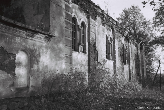 3b.Churches of Belarus CCXXVI, Ruins of R.C. Church of the Assumption, Dubrava (Maladzechna District) 2017, 2017253- (F1020032