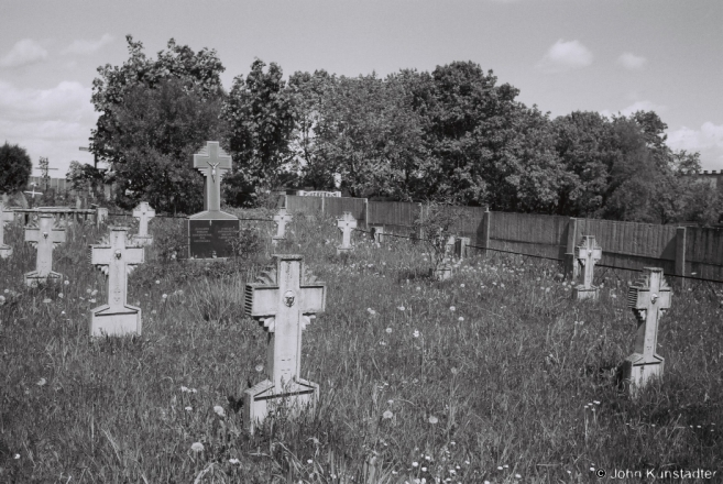 4.Graves of Lithuanians Who Died in WWII, Ashmjany R.C. Cemetery 2017, 2017117- (F1080026