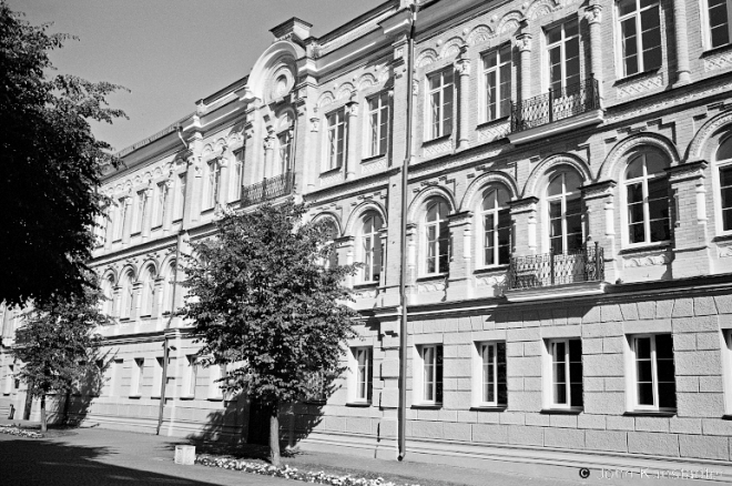 4a.Former Pedagogical Institute (1898), now Mahiljou State University, Ljeninskaja 35 (Formerly Vjalikaja Sadovaja), Mahiljou 2016, 2016288b-9A (49970010