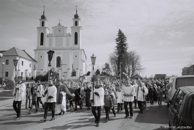 4d.Procession after First Mass, Palm Sunday, Iuje 2017, 2017050- (F1000017