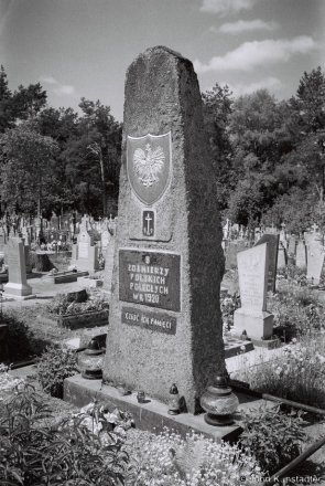 5b.Monument to Polish Soldiers Fallen in 1920 War against Bolsheviks, Zhodzishki Catholic Cemetery 2017, 2017132- (F1020010