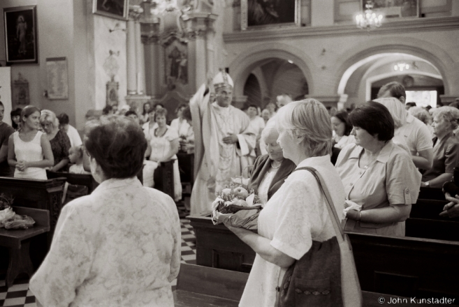 Blessing of Fruits and Flowers, Feast of the Assumption, Pinsk 2013, 2013268-33A(2)