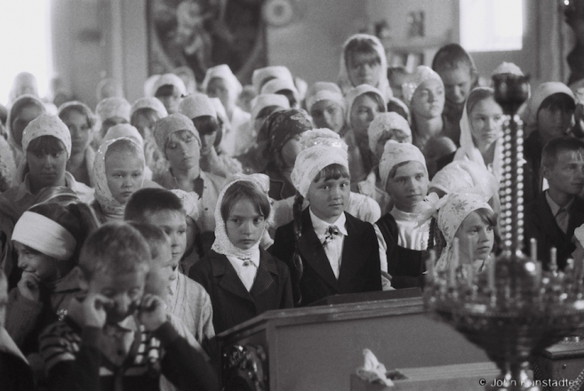 Blessing of Pupils for the New School Year, Azdamichy 2013, (2014321-26A