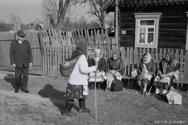 The Bench XIII, Waiting for the Blessing of Easter Bread on Easter Morning, Daniljevichy 2015F1130014(2015094- (2).jpg