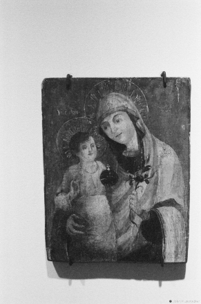 Mother of God of the Unwilting Flower, Central Ukraine, 19th Century, 2014050b-14A