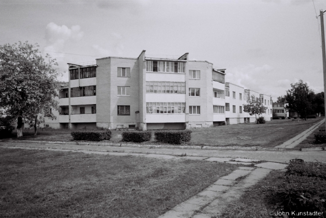 Apartment Building, Parahonsk 2013, 2013169a-21A