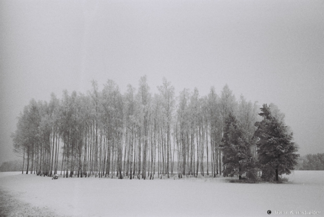 Winter Landscape, Mjensk Region 2013, 2013005a-3A
